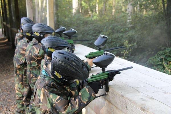How Far Can A Paintball Gun Shoot? Some Secrets For You