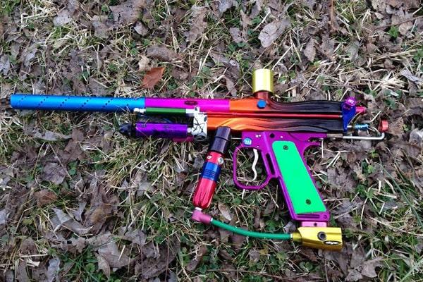 types of paintball guns 3