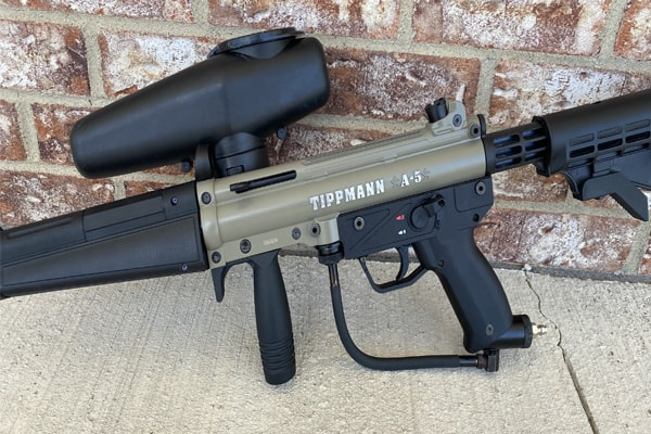best tippmann paintball gun