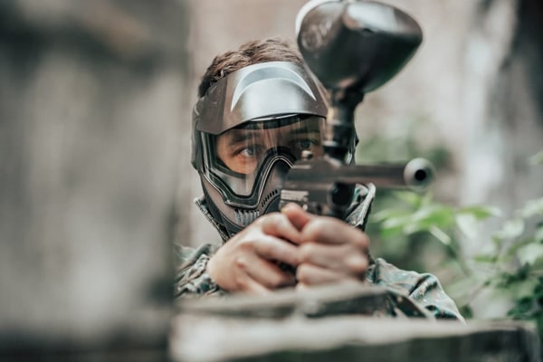 most powerfull paintball gun