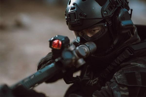 best sniper paintball gun