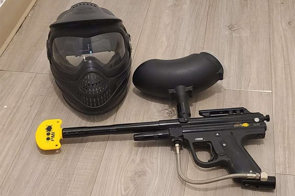 Piranha Paintball Gun Review: An Entry-level Reliable Marker