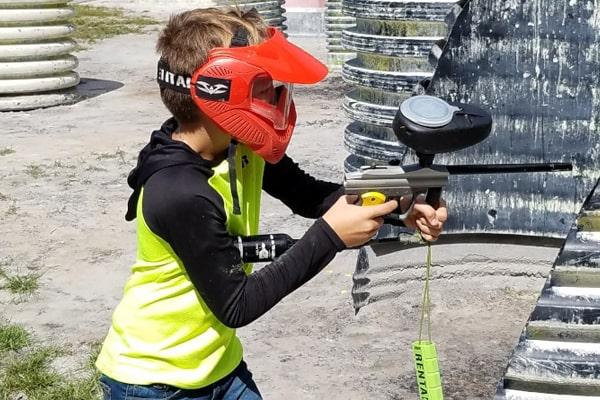 best paintball gun for kids
